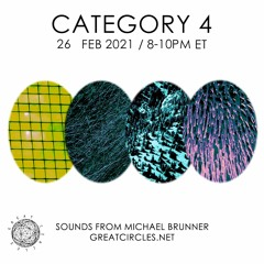 Category 4 w/ Michael Brunner - Episode 8: Experimental Rock Movements