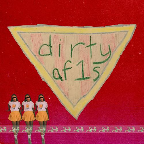 Dirty AF1s