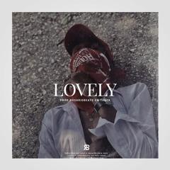 Kizomba Instrumental ''lovely'' (Zouk x Leroyd. Gerilson InsraelType Beat) | Prod. Rosáriobeats