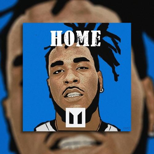 """HOME"" Burna Boy x Dancehall Type Beat 2021 | HipHop/Pop Instrumental 2021"