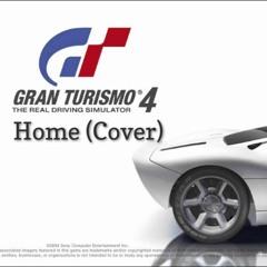 Gran Turismo 4: Home (Cover) V2