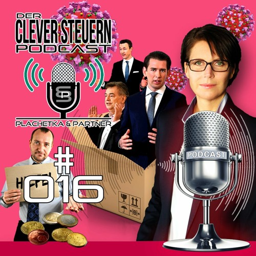 CLEVER STEUERN PODCAST – Episode 016