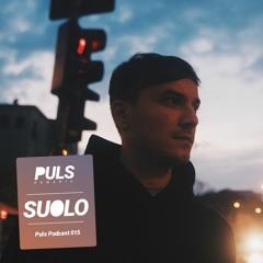 Puls Podcast 015 w/ Suolo (RO)