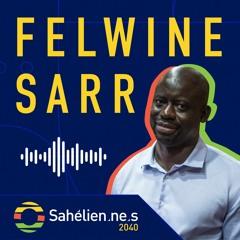 Felwine Sarr - Economiste, Ecrivain, Philosophe, Poète et Parrain du programme Sahélien.ne.s 2040