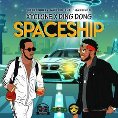 XYCLONE x DING DONG x MASSIVE B - SPACESHIP (RAW)
