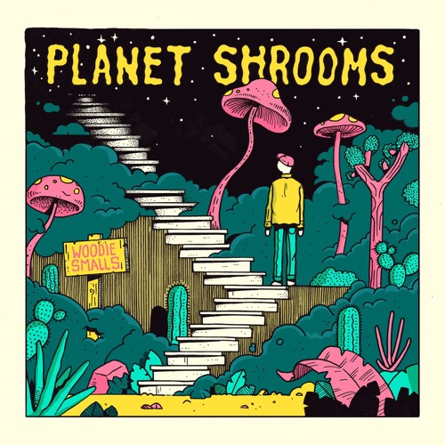 Cover Woodie Smalls - Planet Shrooms