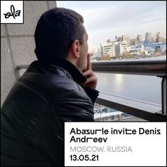 Abasurle Invite Denis Andreev