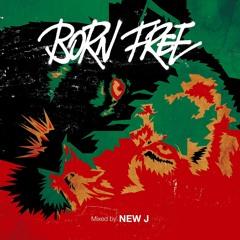 """""""BORN FREE"""" Lazy Sunday Mix / Mixed by NEW J"""
