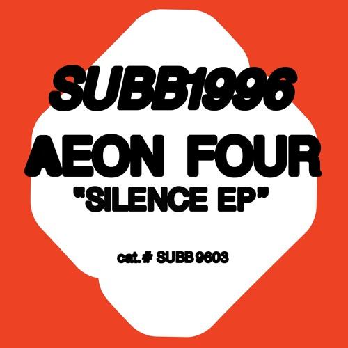 Aeon Four - Silence EP Image