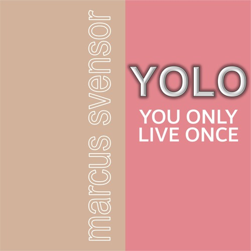 YOLO, you only live once feat. LincolnG Extended mix