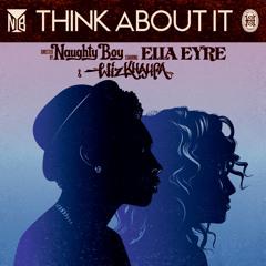 Think About It (Wilkinson Remix) [feat. Ella Eyre & Wiz Khalifa]