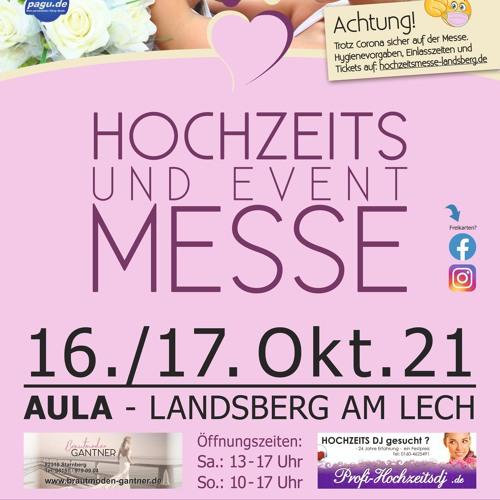 RSA Radio Werbespot / Hochzeits- & Event Messe Landsberg 2021