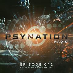 Psy-Nation Radio #042 - incl. Sensient Mix [Ace Ventura & Liquid Soul]