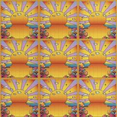 California Sunshine 185 BPM (Karbon Psyence RMX)