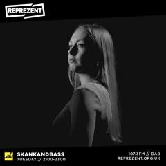 Skankandbass On Reprezent - 035 - Kyrist Guest Mix