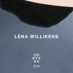 Oddysee 020 | 'Bananas, Ants and Panties' by Lena Willikens