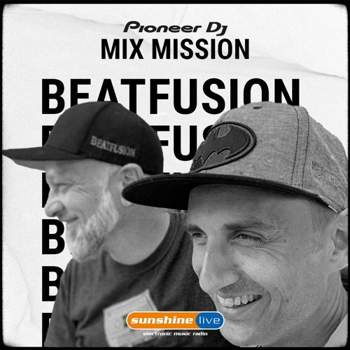Mix-Mission 2020   Beatfusion at Radio Sunshine-Live on 31st of Dec 2020