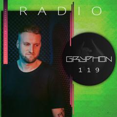 GRYPHON Radio 119 – Hermann Hesse – exclusive studiomix recorded in Heilbronn [Germany]