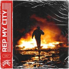Hostyle X LVRK - Rep My City [Headbang Society Premiere]