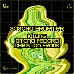 K LANG @ Perlenkind Club w/ Sascha Braemer (Dub Techno opening set)