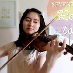 SEVENTEEN (세븐틴) 'Ready to love' - Violin Cover