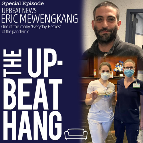 Eric Mewengkang- The Upbeat Hang: Special Episode