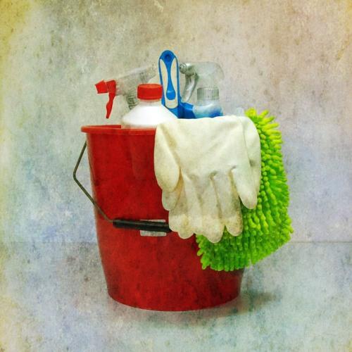#58 - Redensart - Putzen wie ein Putzteufel - Simone Saitenfeder