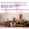 The Crucifixion (1990 Digital Remaster): 14. Recit.: And one of the malefactors (bass, voices in choir, choir) (Philip Mindenhall, bass; Terence Clifford, baritone)