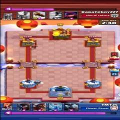 cum - clash royale gameplay w/ clash carti (prod cum)