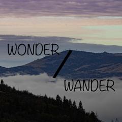 WONDER|WANDER