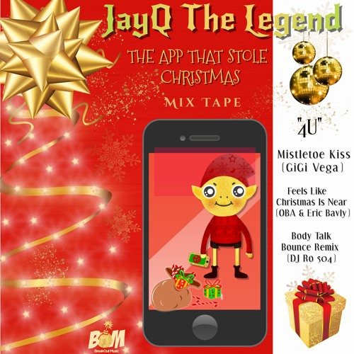 The App That Stole Christmas Mix Tape