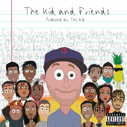 The Kid and Friends