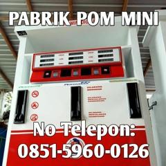 Wa/Tlp 0851-5960-0126 Agen Mesin Pom Mini Batu