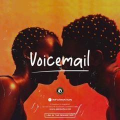 Afrobeat Instrumental – ''VOICEMAIL'' / Afro Type Beat / DaVido x Joeboy