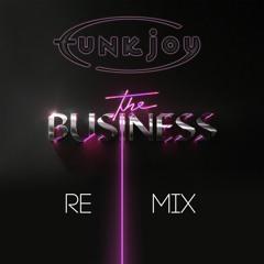 Tiesto - The Business (funkjoy Remix)