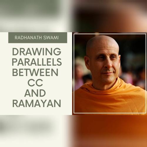 Drawing Parallels Between Chaitanya Charitamrita And Ramayan by HH Radhanath Swami at ISKCON Nasik