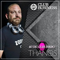 13/21 Thanos live @ Club Business Radio Show 26.03.2021 - Techno