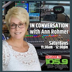 IN CONVERSATION with Ann Rohmer - 2021 - 06 – 19   Anthony Longo - President & CEO Longo's