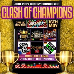 Just Vybez   Clash Of The Champion Special   Sade - Smooth Operator by Kelsey