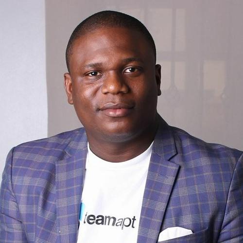 Tosin Eniolorunda, Founder & CEO of TeamApt – Delivering Financial Happiness
