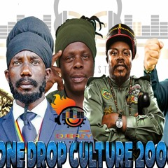 Reggae Culture One Drop Best Of 2000s Vol.3 Luciano,Sizzla,Morgan Heritage,Richie Spice,Turbulence