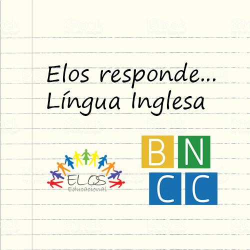 Dúvidas sobre BNCC - Língua Inglesa