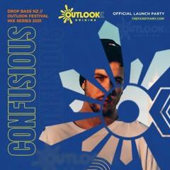 Drop Bass NZ // Outlook Festival Mix Series Ft. Confusious 2021