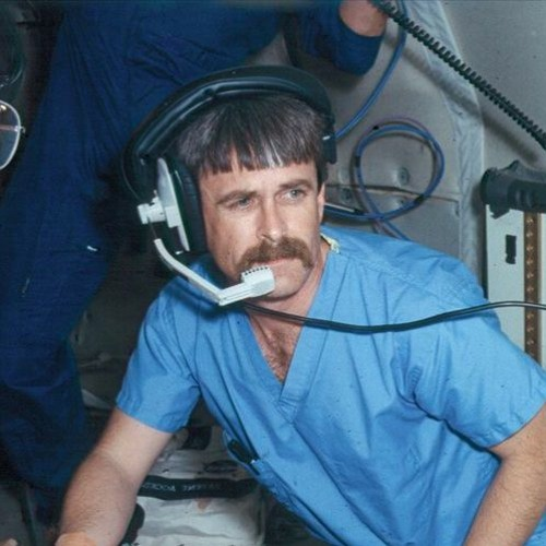E41 Mark Campbell On Space Medicine