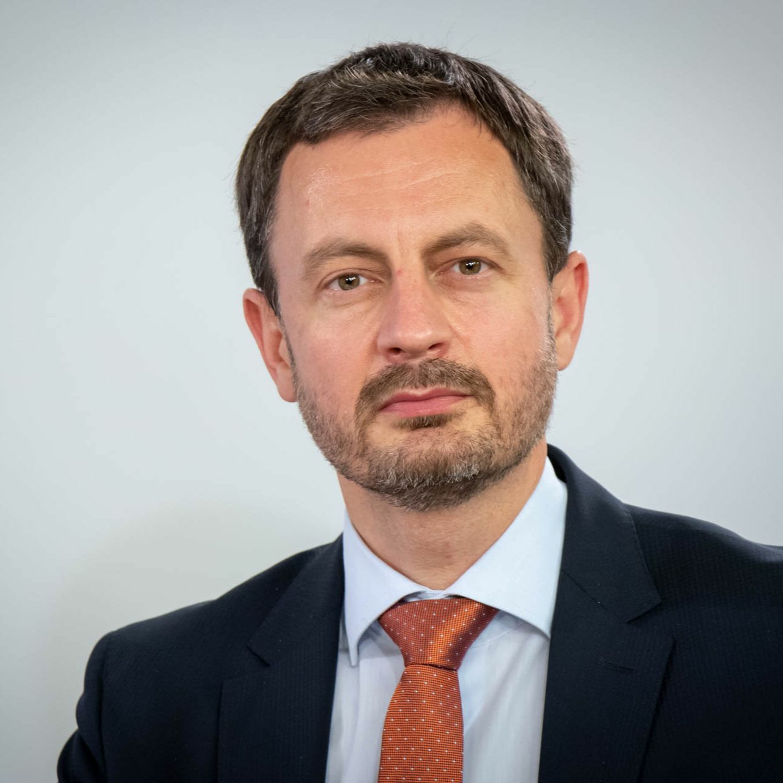 Premiér Eduard Heger: Boris Kollár sa niekedy nechá oklamať