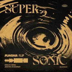 Skrillex, Noisia, josh pan, & Dylan Brady - Supersonic (Puhska Flip)