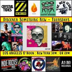 New Music Show Episode 110 April 22nd Indie Rocks Radio