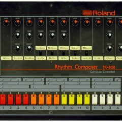 Roland TR - 808 Type Beat (Prod. Flamethrower)