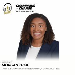 Morgan Tuck, Connecticut Sun