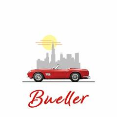 Bueller - Chaz Mazzota, Christina Tripp, Ryan Luriea
